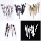 Wholesale 4 Color New Punk Cool Long pointed Spike Rivet For Earring Necklace