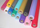 100 FT Plastic Banquet Roll Table Cloth Cover 14 COLOURS Wedding