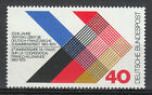 Germany BRD 1973 Mi 753 Sc 1101 MNH**Franco-German Cooperation Treaty.Flags