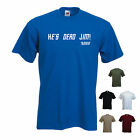 'He's dead Jim' -'Bones' / Dr. McCoy Star Trek Movie / Kirk / mens Funny T-shirt on eBay