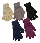 Ladies Womens Thermal Gloves Winter Warmth NEW Various Colours Fast Dispatch