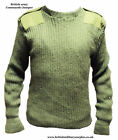 WARM ARMY COMMANDO JUMPERS - XX SMALL - MEDIUM - GREAT FOR CADETS AND KIDS - NEW