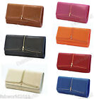 BLACK BLUE PINK RED NUDE Faux Leather Mock Snakeskin Zipper Evening Clutch Bag