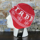 Addict Bob BEANIE new in Grey or red