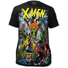 NEW X-Men Vintage Look Wolverine Cyclops Jean Gray Storm Poster T-shirt top tee
