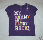 Toddler Girls Childrens Place Mommy Daddy Brother Grandma TShirts Many Sizes NWT