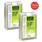 Thursday Plantation Chewing Sticks/Toothpicks Twin Pack any Two ONLY £5.95
