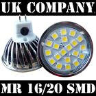 MR16  20 SMD LED   Warm / Day White Halogen bulbs 12V