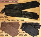 BNWT WOMENS LADIES NEW ORIGINAL GENIUNE REAL SOFT LEATHER GLOVES