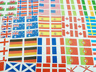 Mini Sticker Pack , Self-Stick World Countries Self-Adhesive Flag Labels