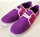 "VANS. Genuine ""ALEEDA"" Women's Classic Canvas Casual 2-Tone Shoes. Sizes: 10& 11"
