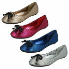 Girls Cutie Dolly Shoes UK Sizes 10 - 2 H2241