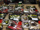 sonubaits action boilies & pop-ups ,pineapple strawberry,crab &crayfish,white ch
