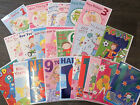 Funky Children's Ages 1 - 12 Birthday Cards Boys & Girls Kids Designs CHEAP P&P!