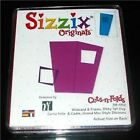 Sizzix Large Red Dies Retired and Hard to find, You Choose