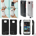 New 2200mAh Backup Battery Charger Case Cover For SAMSUNG Galaxy S II i9100