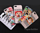 One Piece Character Phone Case for iPhone 4/4s for iphone 5 Free shipping
