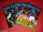 2012/13 PORTSMOUTH HOME PROGRAMMES (2013)