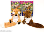 stuffing free animal critter dog chew toy dogs puppy go crazy for it pet ball