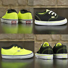 Vans Toddlers/Kids Authentic Trainers Pumps Brand new box in UK Size,4,5,6,7,8,9