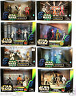 Star Wars Power of the Force POTF Cinema Scene sets combined postage