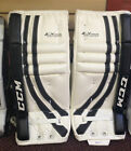 CCM Extreme Flex 400 Ice Hockey Goalie Leg Pads