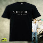 SLICE OF LIFE - Dexter boat Miami Florida  XL-L-M-S series t-shirt