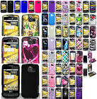 Any Rhinestone/Rubber Feel/Glossy Skin Hard Case For LG Optimus S/U/V Phone