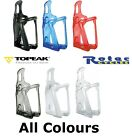 Topeak Mono Cage CX Cycling Hydration Bottle Holder Cage ALL COLOURS