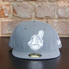 New Era 59 fifty 59/50 fitted Cleveland Indians Brand New baseball/basketbal Cap