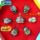 9 style Katekyo Hitman Reborn Vongola /Varia /Mare/ Hell/ Ring necklace +box F&P