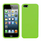 Andy Green Rubber TPU High Gloss Case Cover for iPhone 5 w/Car charger & Screen