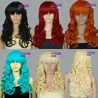 24 inch Heat Resistant All Colors Curly Long Cosplay Wigs