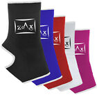 Boxing Ankle Support Muay Thai Anklet Guard Foot Protector Support MULTI COLORS