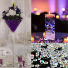 2000pcs 6mm Diamond Confetti Crystal Acrylic Wedding Party Table Scatter Decor