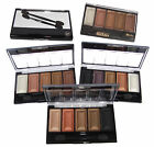 NEW Pro smoky smokey shimmer EYE SHADOW PALETTE makeup travel kit various shades