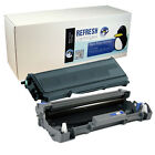 BROTHER REMANUFACTURED TN3280 MONO LASER INK TONER CARTRIDGE / DR3200 DRUM UNIT