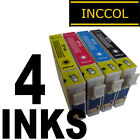 4 Compatible Replacements for Epson T0715 Printer Ink Cartridges