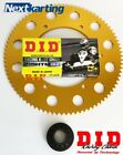 Kart Rotax Max Rear Sprocket & Front Sprocket & DID Chain In Any Size- Tony Kart