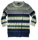 NWT J Crew Merino Wool Tippi Striped Sweater Size XS