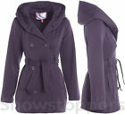 AGE 7 8 9 10 11 12 13 NEW GIRLS JACKET COAT HOODED FLEECE Lined Girls CLOTHING