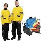 Pro Sport Vent-Tech 2 Piece Rain Suit Bright Yellow **NEW**