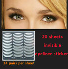 Instant Upper Eyelid Lift Strips for Droopy Eyelids Invisible Eyeliner stickers