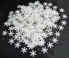 Christmas Table Confetti Table Decorations Snowflake Santa Reindeer Trees Merry