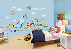 Hello Robot Removable Wall Decal Sticker Kid Room Nursery Big Size LS01