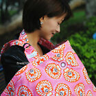 1 U PICK New Nursing Cover Breastfeeding Cover Baby Infant Breathable Cotton