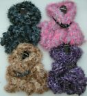 Ladies Magic Knitted Fashion Scarf 4 Colours 8 Ways To Wear Brand New