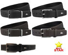MENS & BOYS LACOSTE BELT - LEATHER BELTS - NEW 100% ORIGINAL