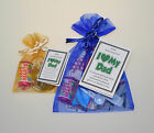 Dad Survival Kit Novelty Fun Keepsake Gift with a Personalised Option