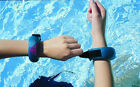WATER GEAR WRIST WEIGHTS Pair REHAB Resistance Pool Fitness 1lb OR 2lb Exercise